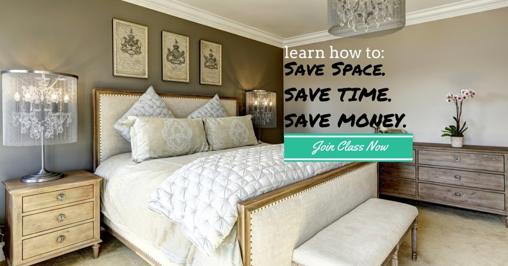 Save Space. SAVE TIME.SAVE MONEY.