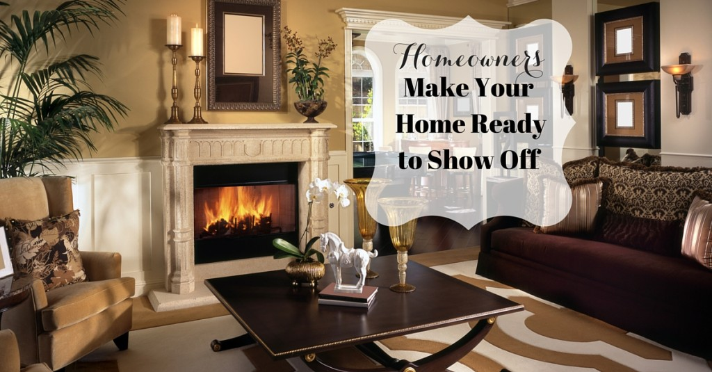 home staging, living room