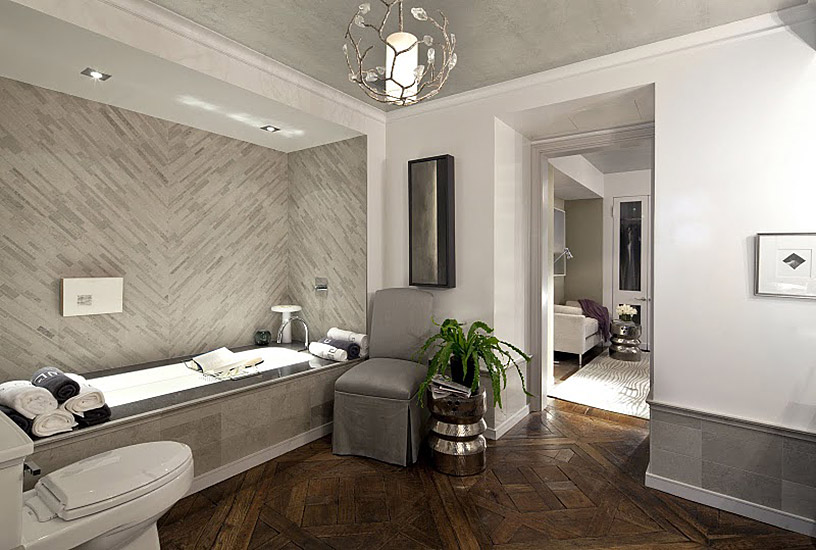 Bathroom trends 2016 make a splash in your home for Bathroom lighting trends 2016