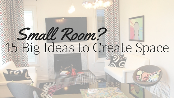 15 tips to maximize space in a small room for How to maximize small spaces