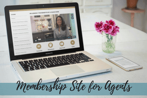 membership-site-for-agents