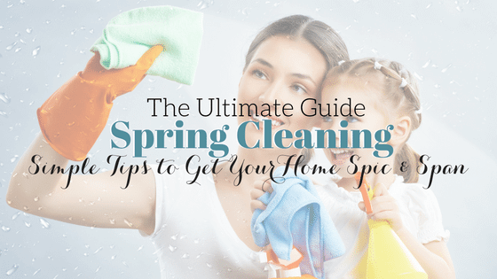 [VIDEOS] The Ultimate Spring Cleaning Guide
