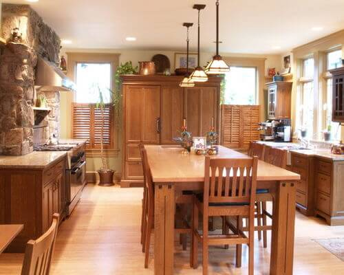 Home Staging Based on Architectural Style