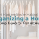 organizing a home
